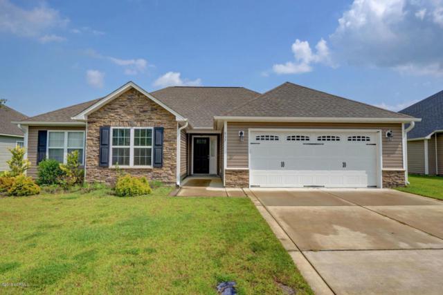 837 Dynasty Drive, Jacksonville, NC 28546 (MLS #100130545) :: Century 21 Sweyer & Associates