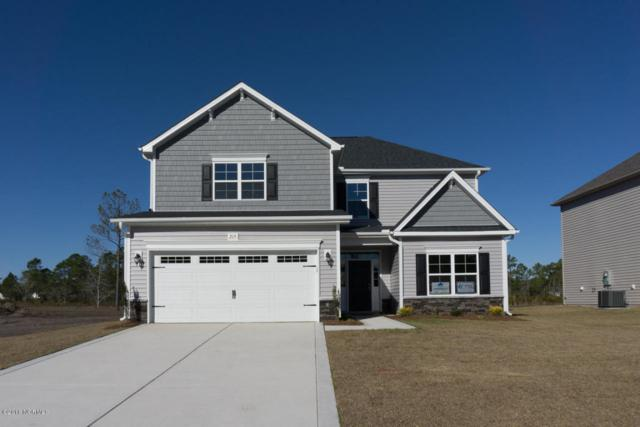 303 Sea Hunter Way Lot 73, Sneads Ferry, NC 28460 (MLS #100130559) :: Century 21 Sweyer & Associates