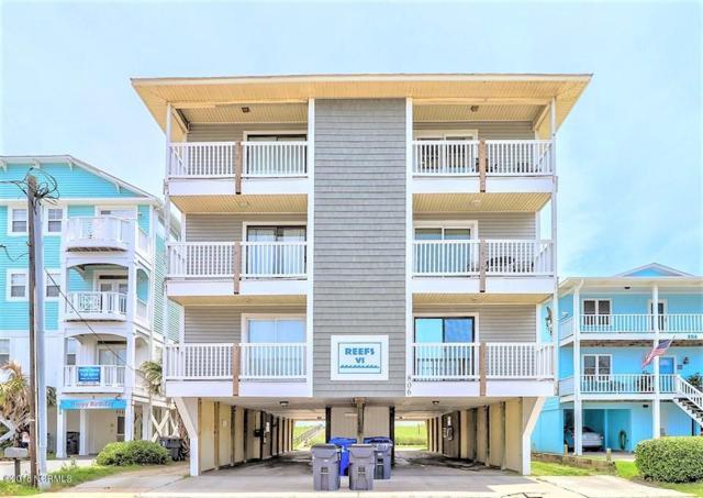 806 N Carolina Beach Avenue 3A, Carolina Beach, NC 28428 (MLS #100130569) :: RE/MAX Essential
