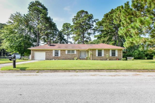 202 Cambridge Court, Jacksonville, NC 28546 (MLS #100130588) :: David Cummings Real Estate Team
