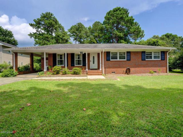 501 Robert E Lee Drive, Wilmington, NC 28412 (MLS #100130609) :: Century 21 Sweyer & Associates