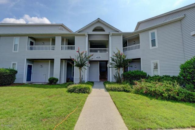4119 Breezewood Drive #204, Wilmington, NC 28412 (MLS #100130726) :: David Cummings Real Estate Team