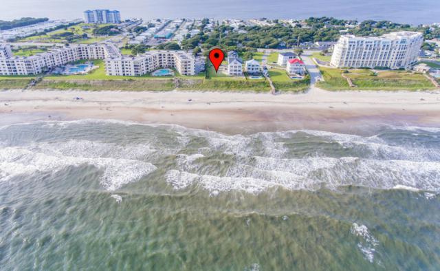 135 Ocean Bluff Drive, Indian Beach, NC 28512 (MLS #100130780) :: RE/MAX Essential