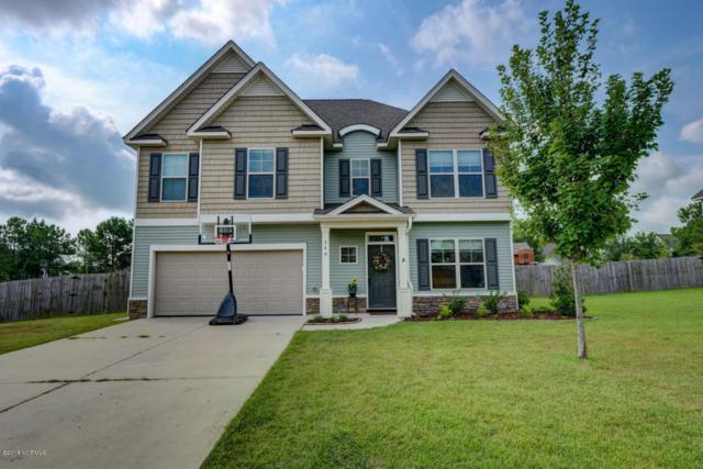 140 Pamlico Drive, Holly Ridge, NC 28445 (MLS #100130794) :: Century 21 Sweyer & Associates