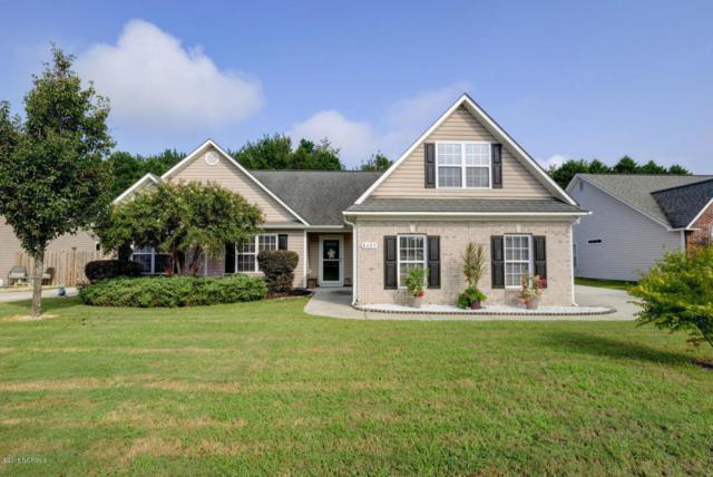 8605 Plantation Landing Drive, Wilmington, NC 28411 (MLS #100130797) :: The Oceanaire Realty