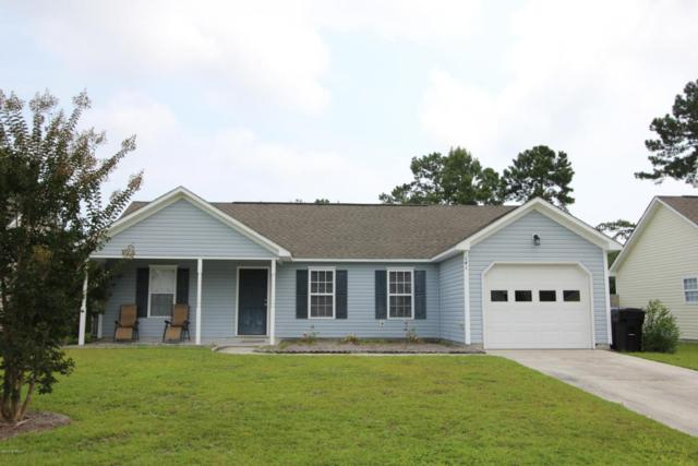 141 Belvedere Drive, Holly Ridge, NC 28445 (MLS #100130815) :: Coldwell Banker Sea Coast Advantage