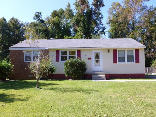 413 Decatur Road, Jacksonville, NC 28540 (MLS #100130818) :: RE/MAX Essential
