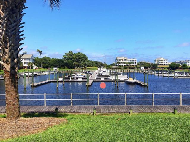 71 Seascape Marina Slip, Supply, NC 28462 (MLS #100130827) :: SC Beach Real Estate