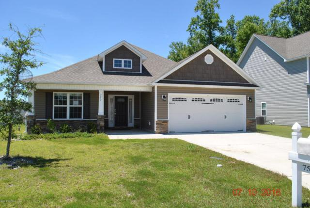 757 Radiant Drive, Jacksonville, NC 28546 (MLS #100130858) :: David Cummings Real Estate Team