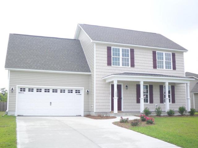 1009 Ponderosa Place, Jacksonville, NC 28546 (MLS #100130900) :: Coldwell Banker Sea Coast Advantage