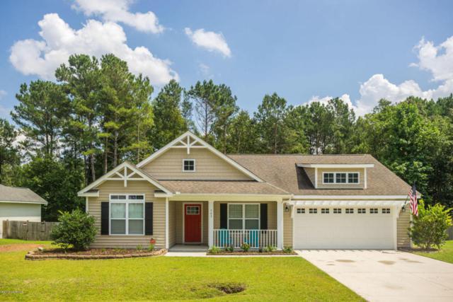 503 Blue Angel Court, Jacksonville, NC 28540 (MLS #100130919) :: RE/MAX Essential