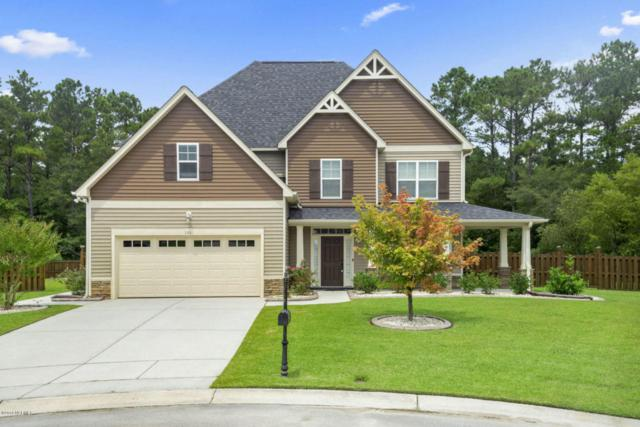 106 Maplewood Court, Jacksonville, NC 28546 (MLS #100130984) :: The Oceanaire Realty