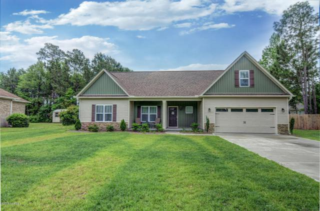446 Chadwick Shores Drive, Sneads Ferry, NC 28460 (MLS #100131076) :: Century 21 Sweyer & Associates