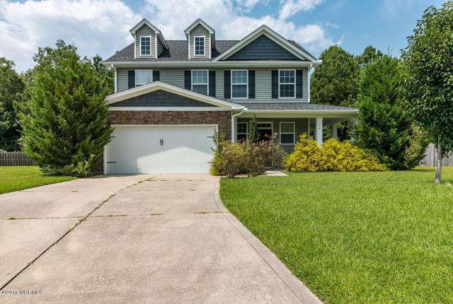 104 Thornberry Place, Jacksonville, NC 28540 (MLS #100131119) :: The Oceanaire Realty