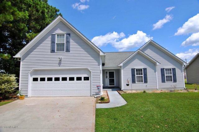 1867 Neese Circle NE, Leland, NC 28451 (MLS #100131123) :: Century 21 Sweyer & Associates