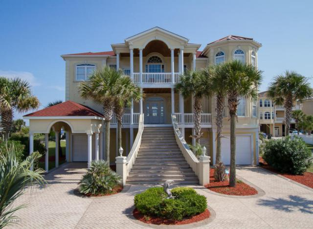 1 Coggeshall Drive W, Ocean Isle Beach, NC 28469 (MLS #100131163) :: Century 21 Sweyer & Associates