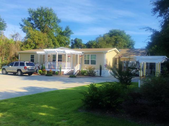 5511 Calhoun Drive SE, Southport, NC 28461 (MLS #100131164) :: Century 21 Sweyer & Associates