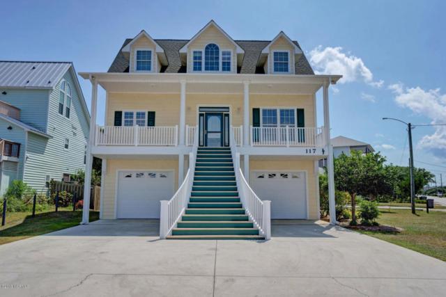 117 Seahorse Avenue, Surf City, NC 28445 (MLS #100131243) :: RE/MAX Essential