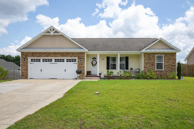 116 Gobblers Way, Richlands, NC 28574 (MLS #100131556) :: Terri Alphin Smith & Co.