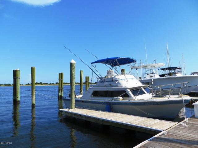 100 Olde Towne Yacht Club Road B-6, Beaufort, NC 28516 (MLS #100131574) :: RE/MAX Elite Realty Group