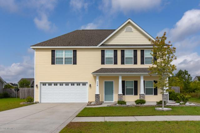 118 Turquoise Drive, Jacksonville, NC 28546 (MLS #100131781) :: RE/MAX Elite Realty Group