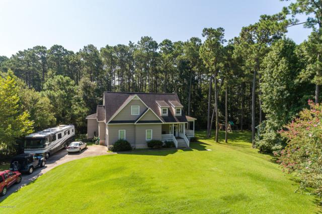 724 Comet Drive, Beaufort, NC 28516 (MLS #100131917) :: Vance Young and Associates