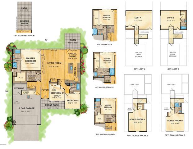 175 Violetear Ridge Lot #38, Hampstead, NC 28443 (MLS #100131977) :: Harrison Dorn Realty