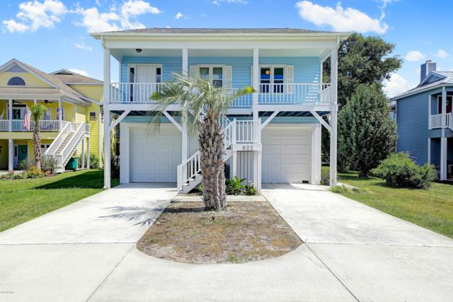 822 Cutter Court, Kure Beach, NC 28449 (MLS #100132001) :: The Bob Williams Team