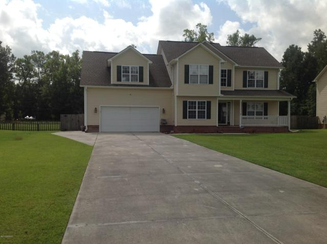 158 Mendover Drive, Jacksonville, NC 28546 (MLS #100132026) :: RE/MAX Elite Realty Group