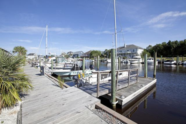 53 Inlet Watch Yacht Club, Wilmington, NC 28409 (MLS #100132057) :: Coldwell Banker Sea Coast Advantage
