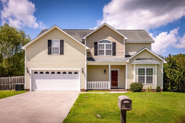 100 Marble Court, Jacksonville, NC 28546 (MLS #100132148) :: Coldwell Banker Sea Coast Advantage