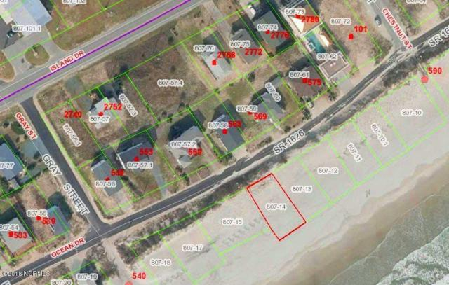 564 Ocean Drive, North Topsail Beach, NC 28460 (MLS #100132310) :: The Keith Beatty Team