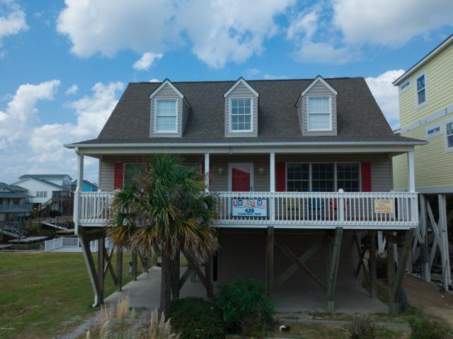 428 Ocean Boulevard W, Holden Beach, NC 28462 (MLS #100132385) :: Coldwell Banker Sea Coast Advantage