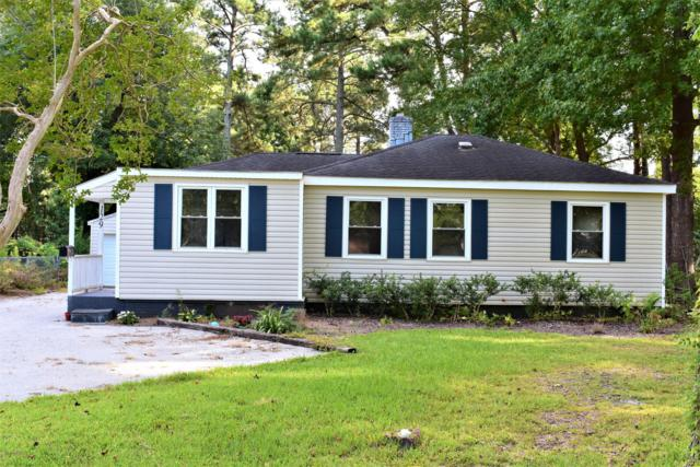 129 Beaufort Drive, Havelock, NC 28532 (MLS #100132472) :: Century 21 Sweyer & Associates