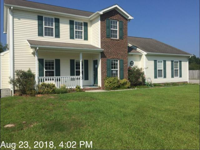 104 Whispering Winds Lane, Jacksonville, NC 28540 (MLS #100132561) :: The Keith Beatty Team