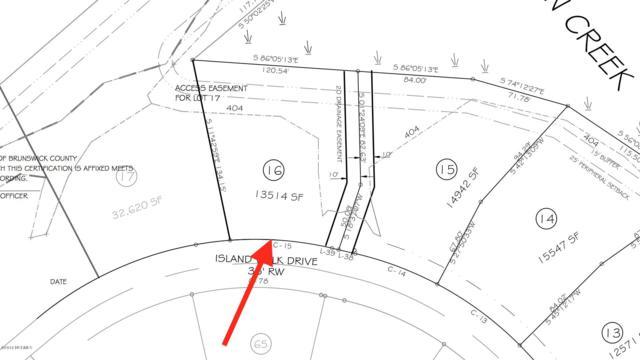 4816 Island Walk Drive SW, Shallotte, NC 28470 (MLS #100132630) :: Century 21 Sweyer & Associates