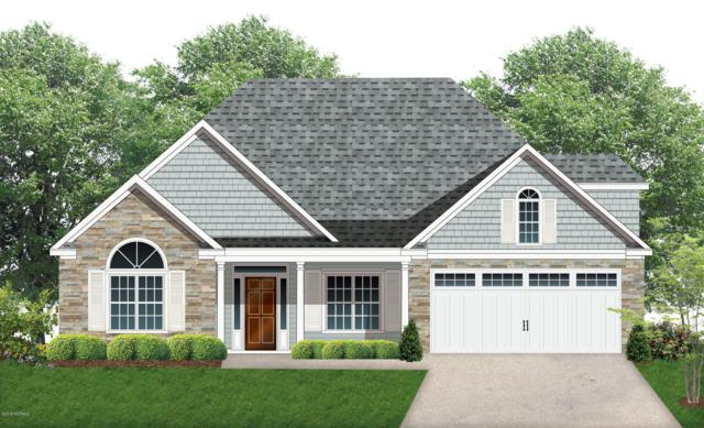 724 Wild Dunes Circle Lot W26, Wilmington, NC 28411 (MLS #100132676) :: RE/MAX Essential