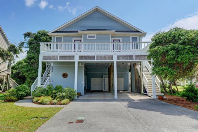 206 Porto Vista Drive, North Topsail Beach, NC 28460 (MLS #100132870) :: Courtney Carter Homes