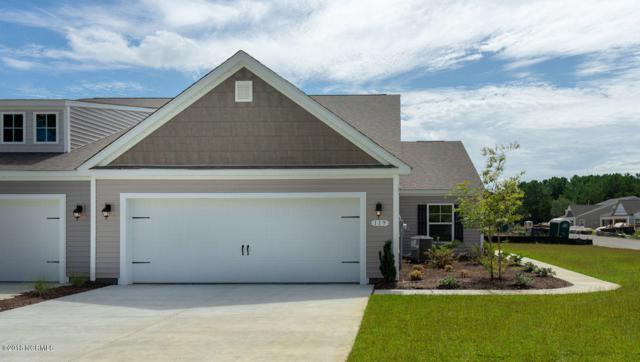 1936 Coleman Lake Drive 553B, Carolina Shores, NC 28467 (MLS #100132874) :: Harrison Dorn Realty