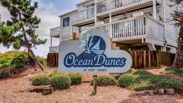 1100 Fort Fisher Boulevard S #1503, Kure Beach, NC 28449 (MLS #100132941) :: Vance Young and Associates