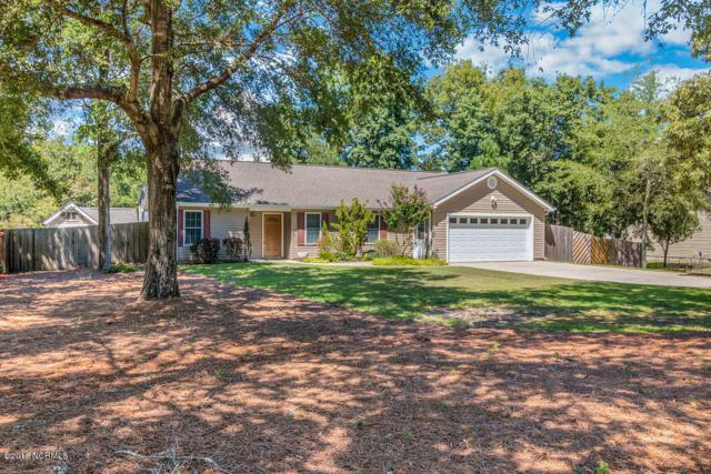 235 Shellbank Drive, Sneads Ferry, NC 28460 (MLS #100132960) :: Donna & Team New Bern