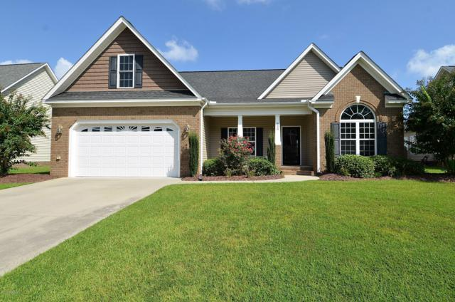 820 Mill Creek Drive, Greenville, NC 27834 (MLS #100132961) :: The Pistol Tingen Team- Berkshire Hathaway HomeServices Prime Properties