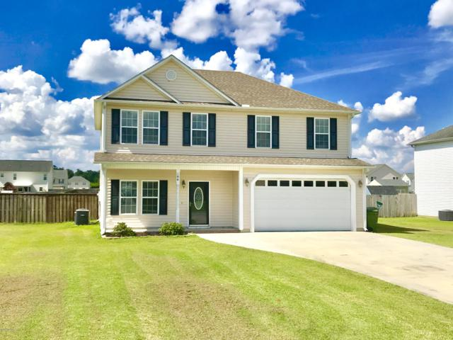 106 Amberwine Circle, Richlands, NC 28574 (MLS #100133058) :: The Oceanaire Realty