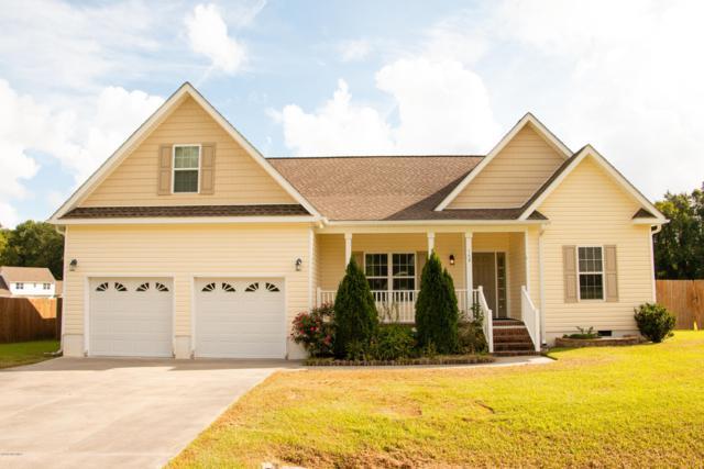162 Backfield Place, Jacksonville, NC 28540 (MLS #100133066) :: Coldwell Banker Sea Coast Advantage