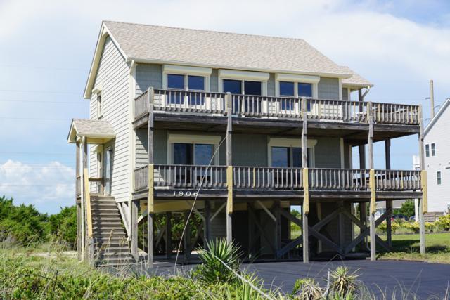 1906 Ocean Drive, Emerald Isle, NC 28594 (MLS #100133098) :: Coldwell Banker Sea Coast Advantage