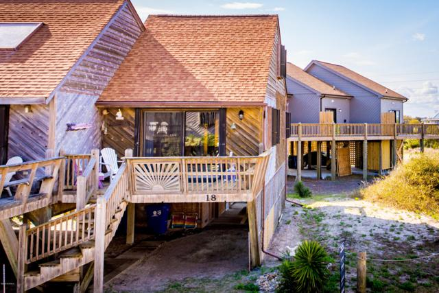 892 New River Inlet Road #18, North Topsail Beach, NC 28460 (MLS #100133197) :: Century 21 Sweyer & Associates