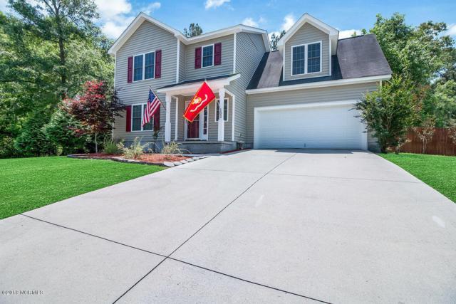 102 Camellia Creek Drive, Richlands, NC 28574 (MLS #100133351) :: Century 21 Sweyer & Associates
