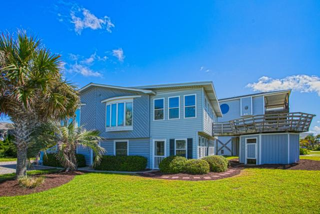 7802 E Beach Drive, Oak Island, NC 28465 (MLS #100133357) :: The Oceanaire Realty