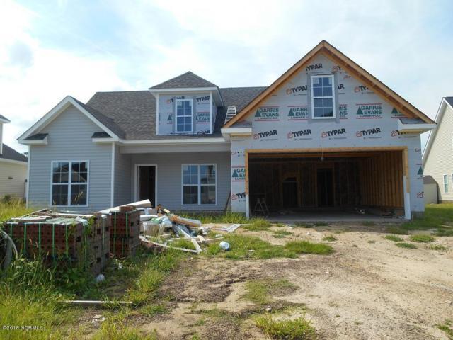 921 Megan Drive, Greenville, NC 27834 (MLS #100133358) :: Berkshire Hathaway HomeServices Prime Properties