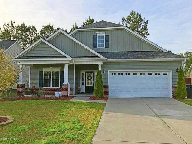503 Weatherford Drive, Jacksonville, NC 28540 (MLS #100133435) :: Courtney Carter Homes